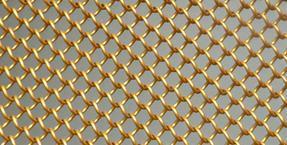 广东金属装饰网帘 金属幕墙网 金属板幕墙