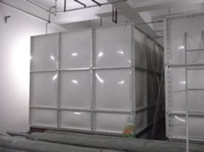 生产销售铁岭/阜新/开原SMC玻璃钢水箱/焊接式不锈钢水箱