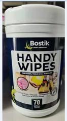bostik handy wipes清膠紙擦拭巾