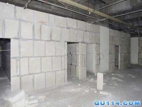 汉中石膏砌块 汉中轻质隔墙 汉中轻质空心砖