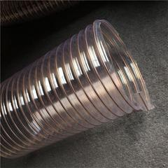 pu螺旋钢丝软管