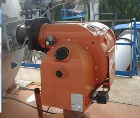 雅路燃烧器RIELLO 40 FS20上海燃烧机调试