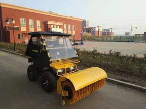 0218青海扫雪机械FH-150驾驶式小型除雪车厂家供应