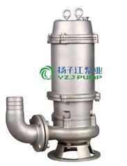 WQ型不�P��o堵塞污水泵