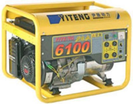 5KW汽油发电机YT6100DC