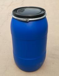 220L开口塑料桶220升包箍塑料桶
