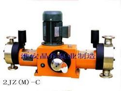 双头液压隔膜计量泵(2JZ(M)-C)