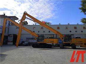 卡特地铁修建挖掘机加长臂优质