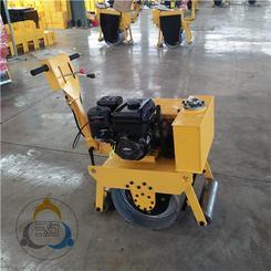 手扶单轮压路机价格 震动式压路机