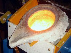 中频熔炼炉,小型中频炉