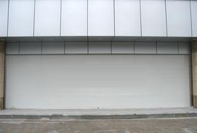 西丽铝合金卷闸门电动门伸缩门制品加工定制厂家