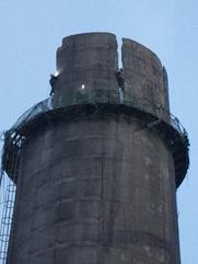 拆除水泥烟囱公司