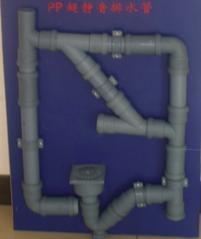 聚丙烯PP静音排水管