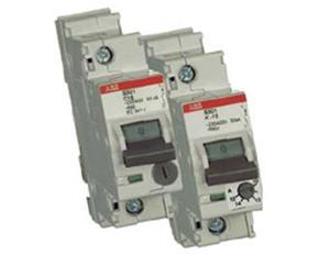 ABB高分断容量微型断路器(S500)