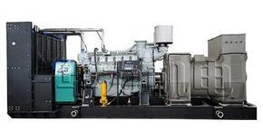 超大功率柴油发电机