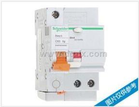 施耐德/EA9R剩余电流动作/保护断路器/微断漏电保护