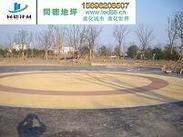 上海透水混凝土/上海透水路面/上海彩色透水混凝土艺术地坪/上海彩色混凝土