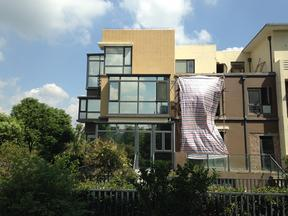 供南京建筑玻璃贴防晒膜