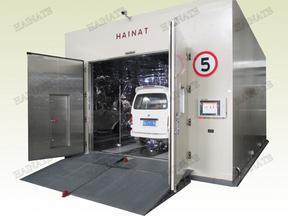 150立方米汽车整车环境测试舱