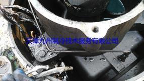 顿汉布什1212NHF6X6K螺杆式压缩机维修
