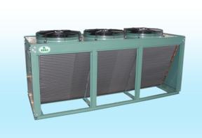 冷库制冷机组专用V型冷凝器、散热器