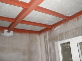 Loft钢结构楼板隔声板吸声板AF板FC板