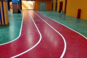 供应淄博幼儿园PVC地板
