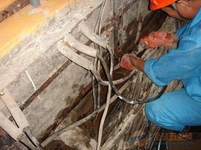 电缆沟防水堵漏