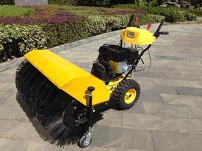 0219玉树扫雪机FH-1110物业小型扫雪机厂家供应