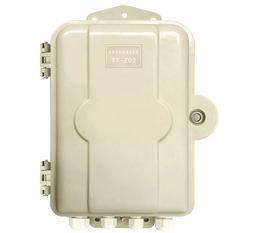 双防区振动光纤周界报警系统主机 拓天电子围栏厂家供应