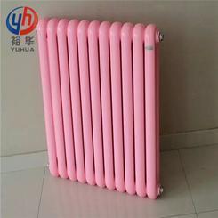 qfgz206钢管二柱暖气片散热器安装,型号,标准,厂家)-裕华采暖
