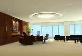 苏州写字楼、办公室吊顶装修