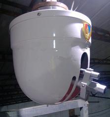 军巡铺大空间智能水炮系统