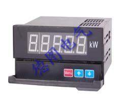 重庆德图品牌DTU4P-5P1DTU4P-5P4单相/三相有功功率表