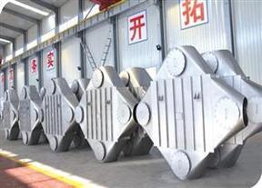 北辰烟气余热全焊接板式换热器