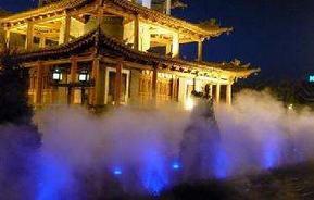 四川成都人造喷雾设备,优质喷雾设备制造商js-b40