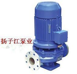 管道泵:IHG不锈钢耐腐蚀管道泵|不锈钢立式管道泵