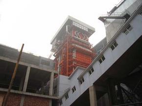 输煤栈桥钢结构防腐