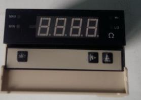 上海托克数显电流电压表 DP4-PAA4/20/30上下限报警继电器输出