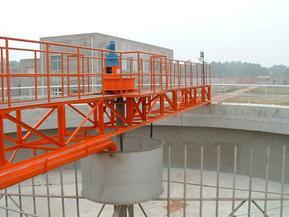 水厂沉淀池刮泥设备,山东铭昱环保生产,质量保证
