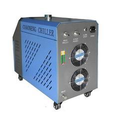50W金属射频管激光冷水机