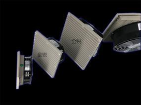 全锐机柜百叶窗ZL-803.230