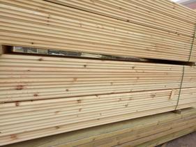 德州防腐木木屋材料批发