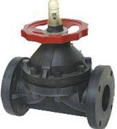 RPP、PVC塑料隔膜阀G41F-6S(塑料衬胶隔膜阀)