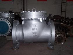 H44H-16P不锈钢旋启式止回阀