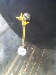 雨水管道封堵专用工具-DN600管道封堵气囊加长型
