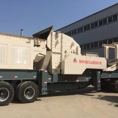 嘉兴建筑垃圾处理设备有哪几种 年产50万吨移动破碎机下线秀洲