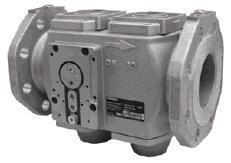 SIEMENS西门子电磁阀VGD40.065燃烧器配件