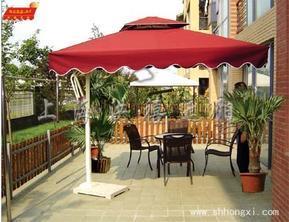 上海遮阳伞上海豪华遮阳伞大型遮阳伞