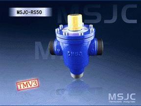 MSJC-RS50桑拿热水自动恒温阀